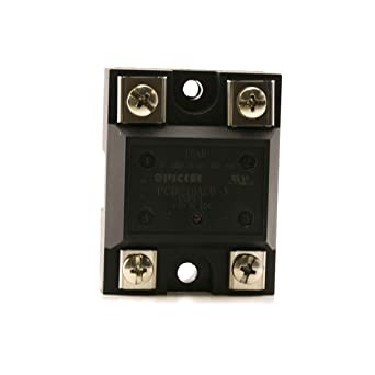 PCD210AC8 | 10 Amp 250 VAC Solid State Relay, 4-32 VDC 10