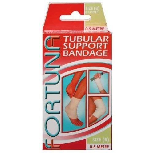 Fortuna Tubular Support Bandage - Size B 0.5m (12.5-14.5cm)