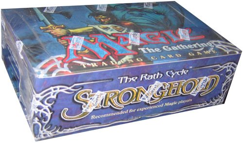 Magic The Gathering Card Game - Stronghold Booster Box - 36P15C