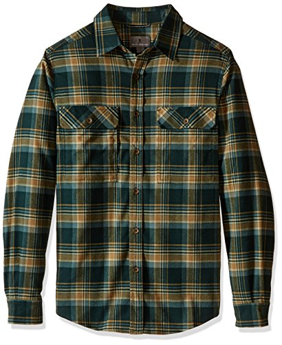 Royal Robbins Valley Performance Plaid Long Sleeve Shirt