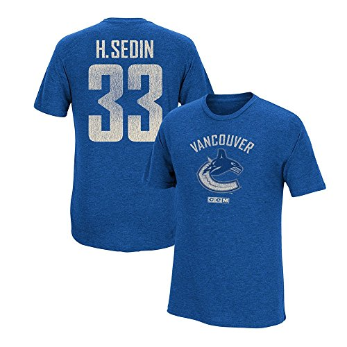 Henrik Sedin Vancouver Canucks Jerseys at Amazon.com 7dc2c6e40