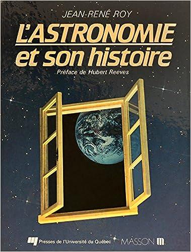 Livres L'astronomie et son histoire pdf