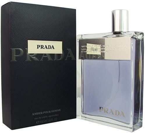 Prada Colonia by Prada EDT spray 3.4oz (ámbar) para hombre por ...