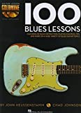 100 Blues Lessons: Guitar Lesson Goldmine (Buch & 2 CD)
