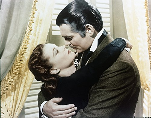 Gone With The Wind as Rhett butler Black and White Photo Print (10 x 8)