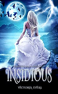 Insidious: A Dark Paranormal Angel Romance by Victoria Evers ebook deal