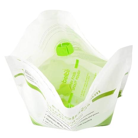 Centurrie Botellas 5pcs esterilizador para microondas Quick Clean ...