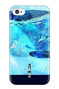 1303360K379159079 animal bubbles fish miyashita miro under Anime Pop Culture Hard Plastic iPhone 5/5s cases