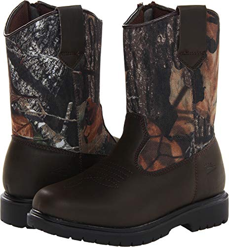 Deer Stags Tour Pull-On Boot (Little Kid/Big Kid),Camouflage/Brown,13 M US Little Kid