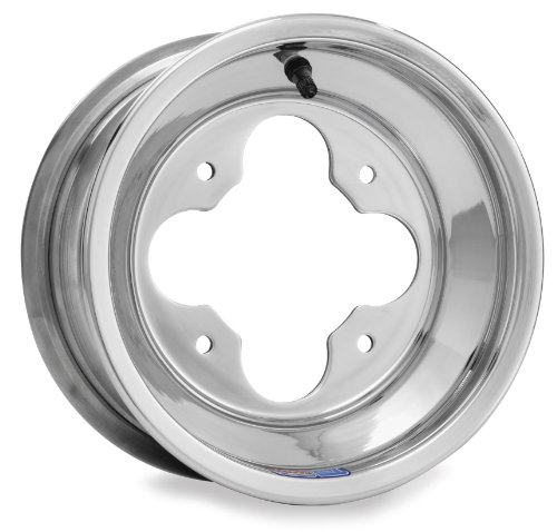 Douglas Technologies A5 Wheel - 10x5 - 3B+2 Offset - 4/156 - Aluminum , Bolt Pattern: 4/156, Color: Aluminum, Wheel Rim Size: 10x5, Rim Offset: 3B+2, Position: Front