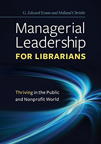 managerial leadership for librarians buyer's guide