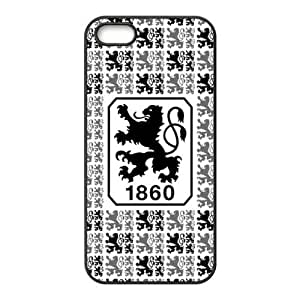 12th Augusta National Polycarbonate Plastic Hard Case for iPhone 5S and iPhone 5 Transparent Kimberly Kurzendoerfer
