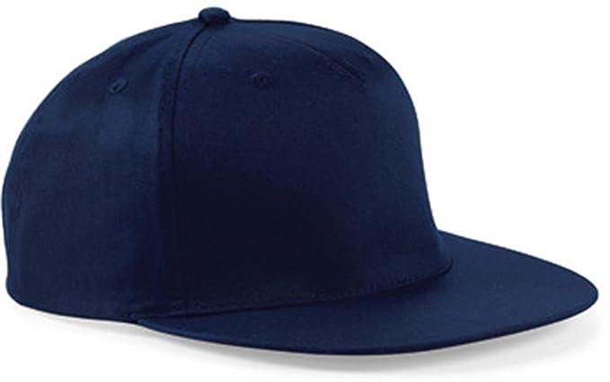 Hip Hop/rapero gorra con mango recto de la pantalla Azul azul ...