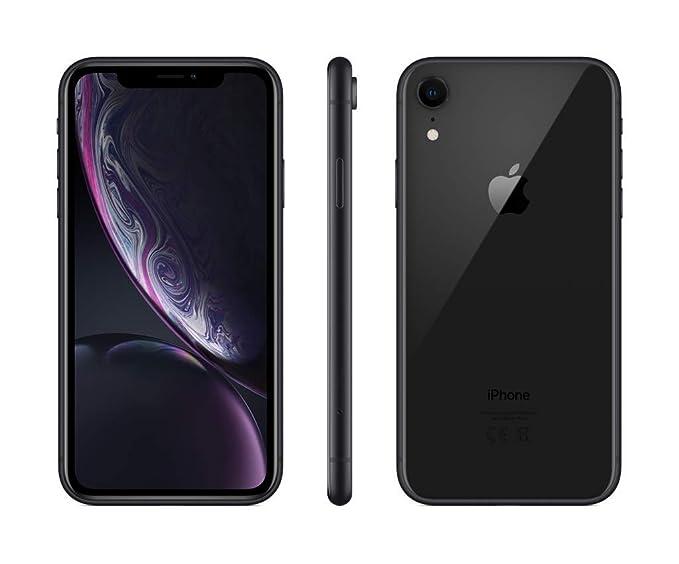 Apple iPhone XR 64 GB Negro (Reacondicionado): Amazon.es: Electrónica