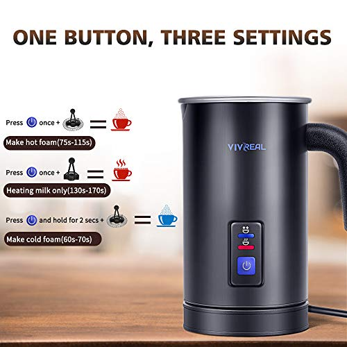 Buy milk warmer and frother