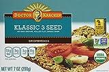 Doctor Kracker Crispbread, Klassic 3 Seed, 7-ounce (Pack of 6)