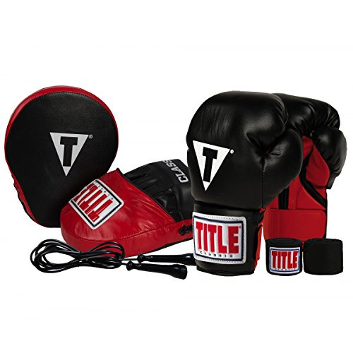 TITLE Youth Punch Mitt Set