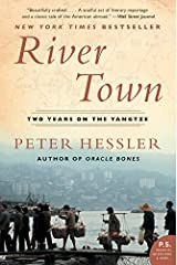 River Town: Two Years on the Yangtze (P.S.) Paperback