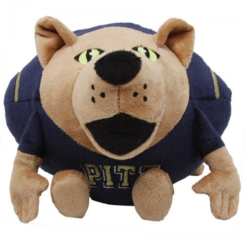 Fabrique Innovations NCAA Orbiez Plush Toy , Pittsburgh Panthers ()
