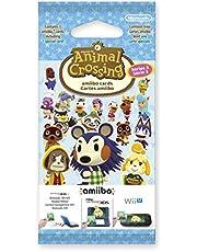 amiibo cards Animal Crossing Series 3