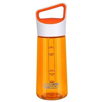 Grizzly 500–700ml botella de plástico para