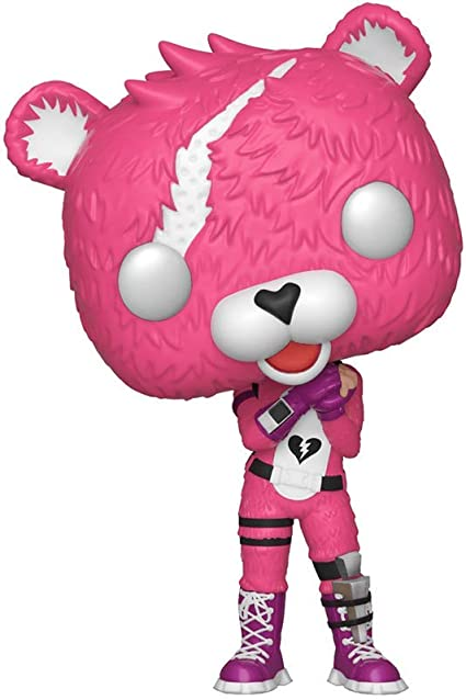 Fortnite Cuddle Team Leader Figure Games Pop