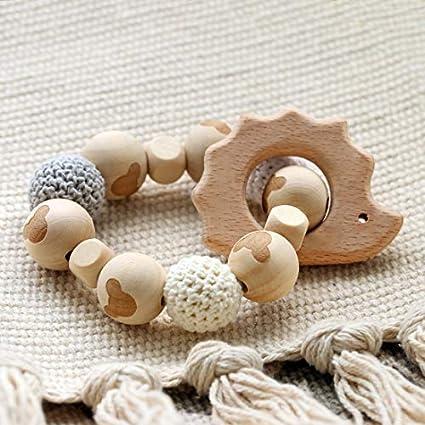 Amazon.com: Baby Love accesorios de lactancia hogar madera ...