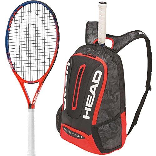 Head Djokovic Backpack - Head Radical Junior 26
