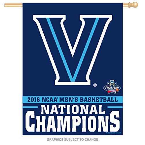 WinCraft Villanova Wildcats Official NCAA 27 inch x 37 inch Flag 27x37 by 767257 by WinCraft