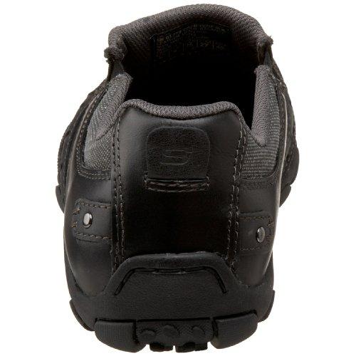 Skechers-USA-Mens-Diameter-Casual-Slip-OnBlack95-M-US