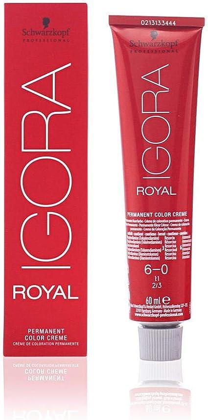 Schwarzkopf Professional Igora Royal 6-0 Tinte - 60 ml
