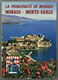 Monaco Monte-Carlo - Miniature Souvenir Photo Album - Accordion folder - 1969