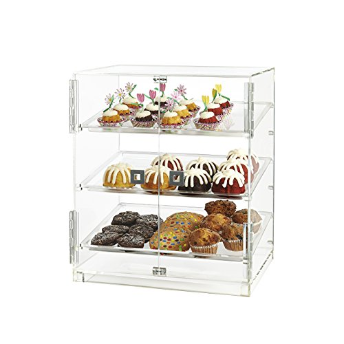 Rosseto BD124 Bakery Cabinet with 2 Doors by Rosseto