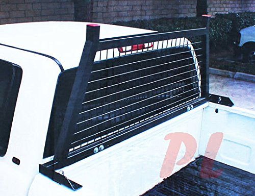 Pickup Truck Rear Window Protector Cage Headache Rack Cab Guard - Truck back window picture