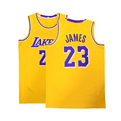 size 40 f44d2 3017f Amazon.com: Sdgdga Youth James Jersey 23 Basketball Los ...
