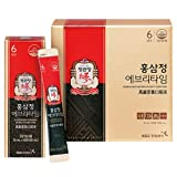 KGC Korean Red Ginseng Extract, Portable Sticks for Healthy Immune Support - 30 Sticks