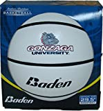 NCAA Gonzaga Bulldogs Autograph Basketball, Official Size