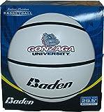 NCAA Gonzaga Bulldogs Autograph Basketball, Official Size
