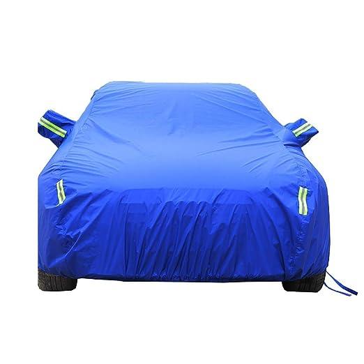 YCL Fundas para coche Harvard Car Protection Cover Grueso ...