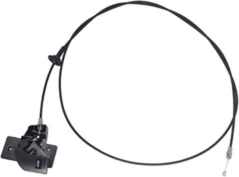 For Cadillac Oldsmobile Pontiac Buick Hood Release Cable Dorman 912-035