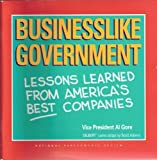 Businesslike Government, Al Gore, 0788170538