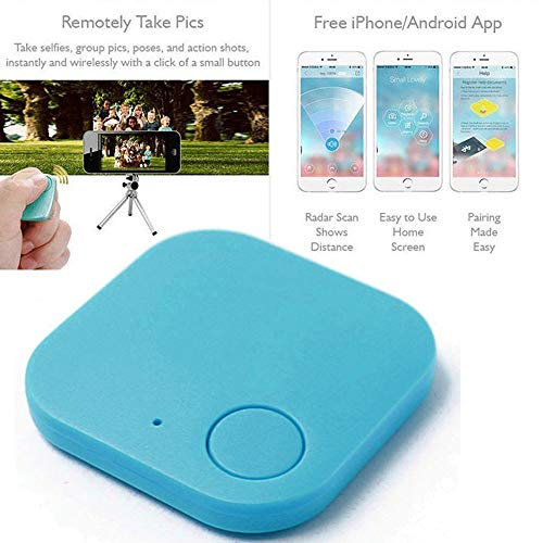 ❤Ywoow❤ Mini Tracker , Car Motor GPS Tracker Kids Pets Wallet Keys Alarm Locator Realtime Finder -