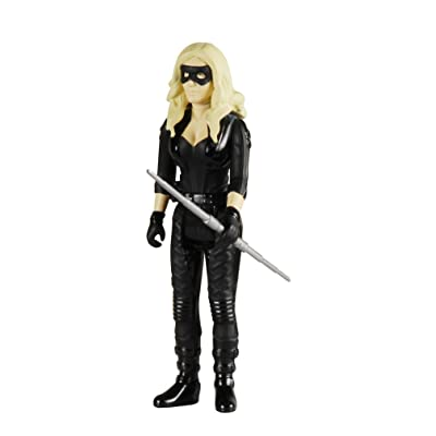 Funko Reaction: Arrow - Black Canary Action Figure: Funko Reaction:: Toys & Games
