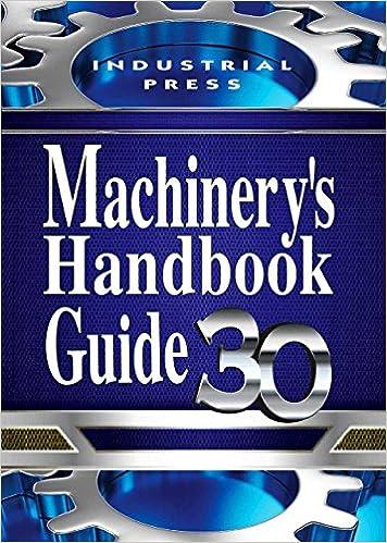 Machinerys Handbook 29th Pdf