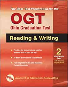 ogt practice essay Carefully read instructions determine essay type for ogt underline key terms in prompt pre-write using outlines, graphs, etc there will be space in your answer.