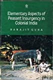 Elementary Aspects of Peasant Insurgency in Colonial India 9780195631579