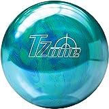 Brunswick TZone Caribbean Blue Bowling Ball (10-Pounds)