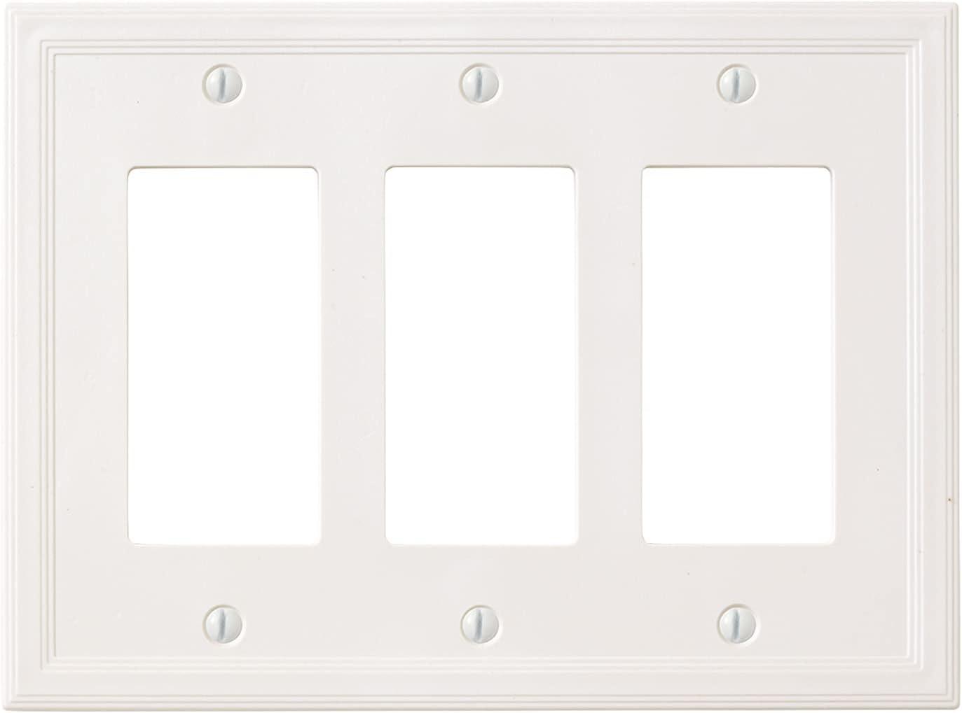 Mankato Mavericks Light Switch Triple Plate Covers