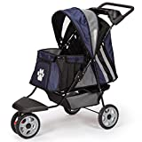 Guardian Gear Roadster II Stroller for Dogs and Cats - Navy