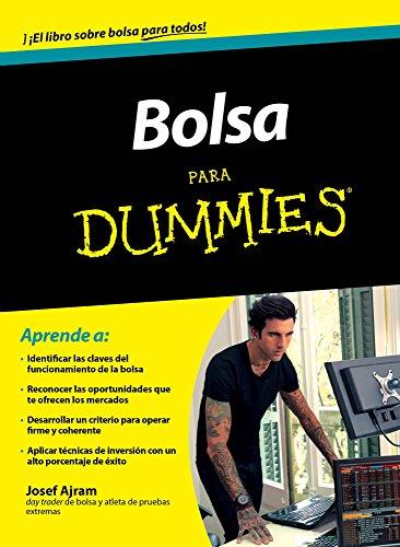 Descargar Libro Bolsa Para Dummies Josef Ajram
